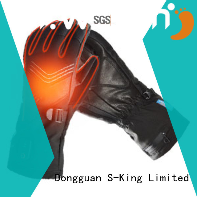 Dr. Warm heated bicycle gloves