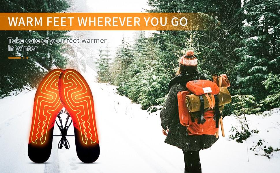 Dr. Warm bluetooth heated insoles-1