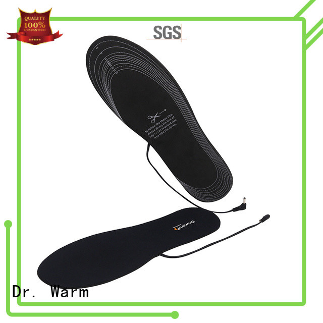 Dr. Warm warm heated insoles with cotton for home