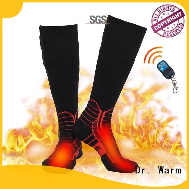Dr. Warm womens heated socks