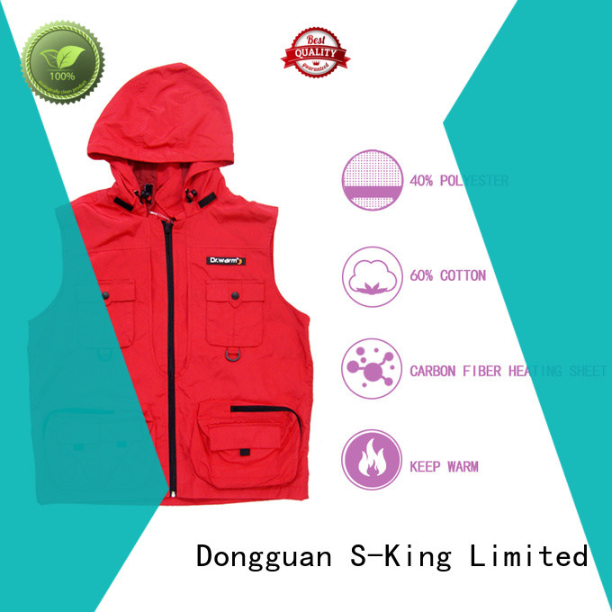 healthy best battery heated vest heating improves blood circulation for winter