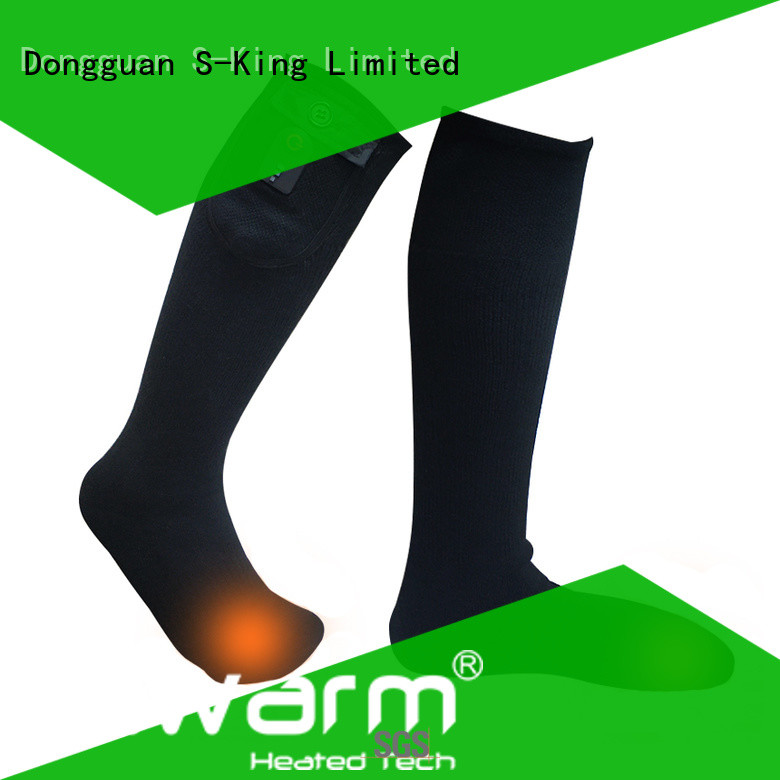 Dr. Warm cotton best heated socks keep you warm all day for winter