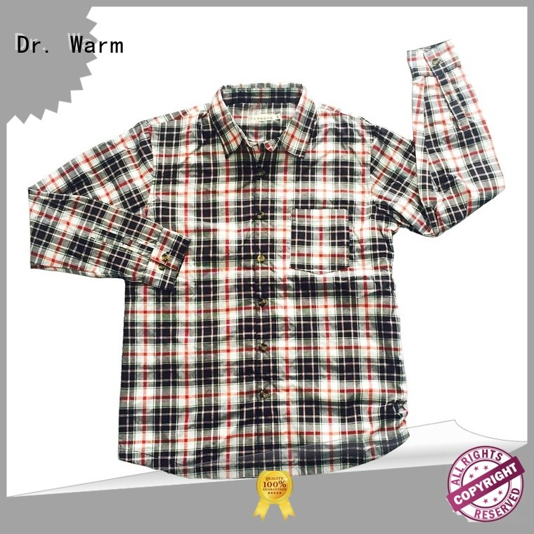 Dr. Warm jackets cheap heated jacket with arch support design for winter
