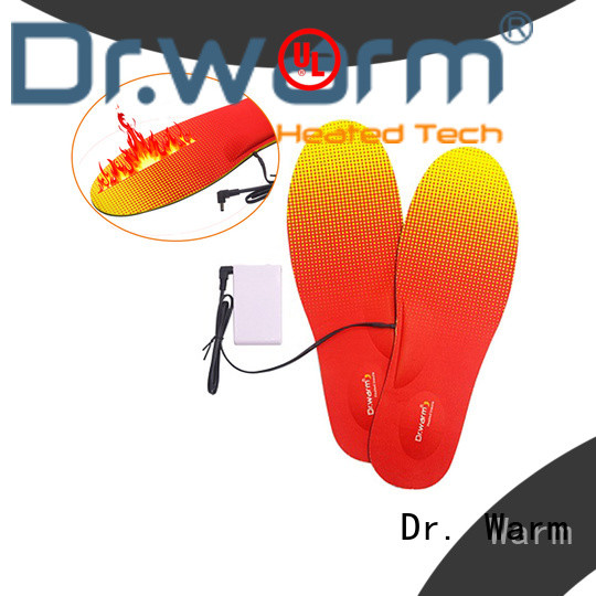 Dr. Warm wire electric insoles foot warmers fit to most shoes for home