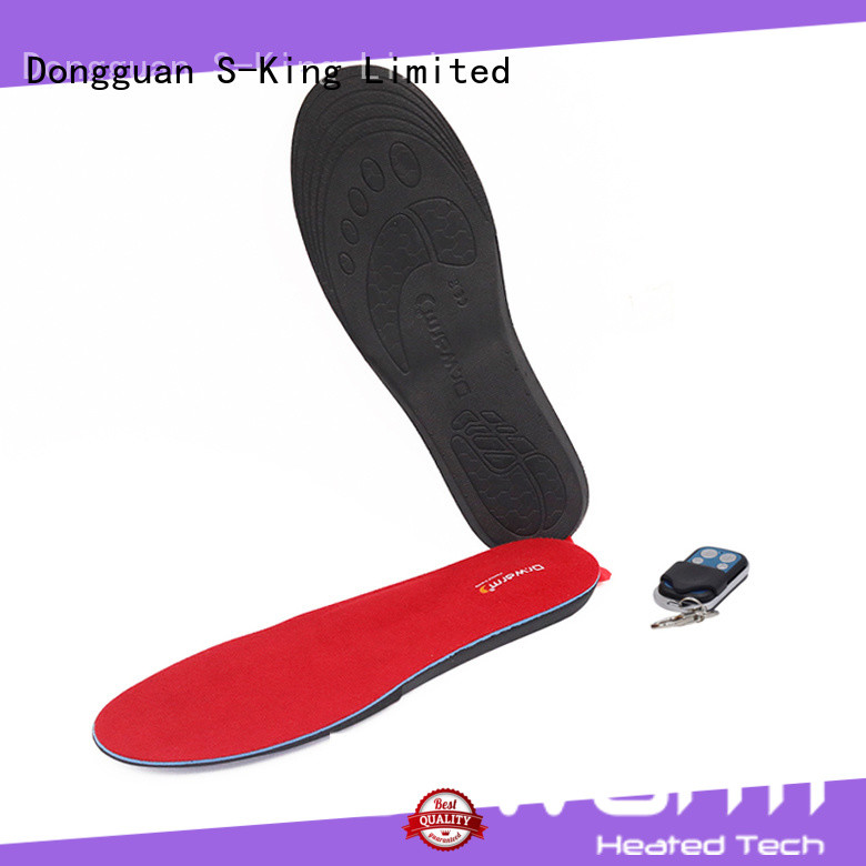 Dr. Warm warm heated insoles fit to most shoes for winter