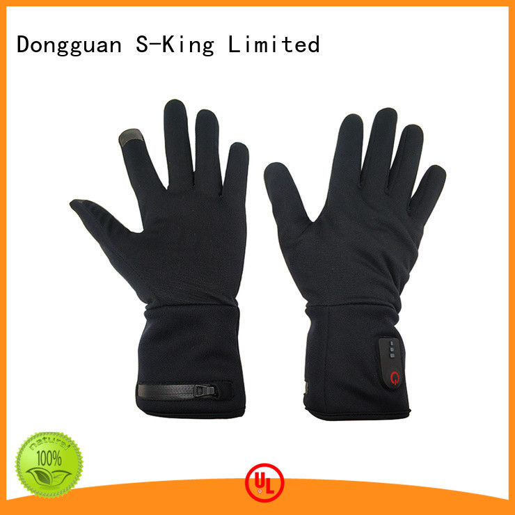 Dr. Warm outdoor battery operated gloves for ice house