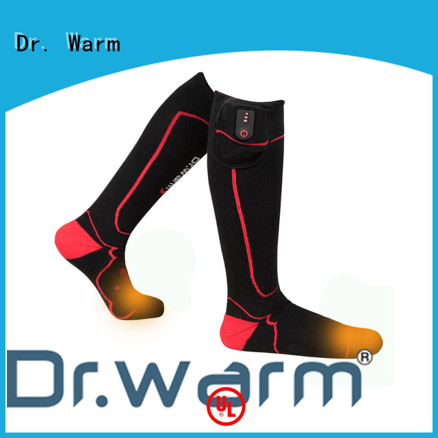 Dr. Warm cotton battery warming socks improves blood circulation for home
