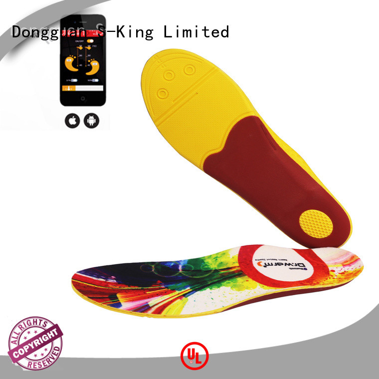 heated foot insoles