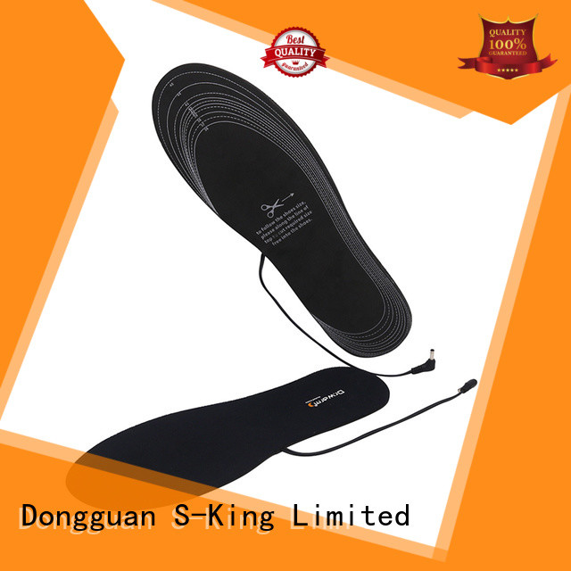 control electric heated shoe insoles fishing suit your foot shape for home