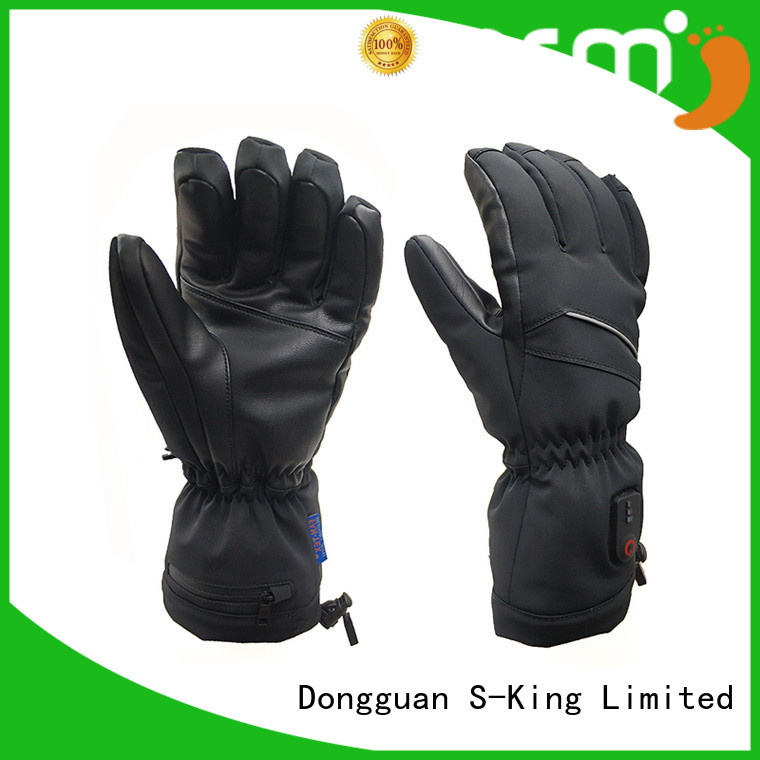 Dr. Warm high quality electrical hand gloves improves blood circulation for home