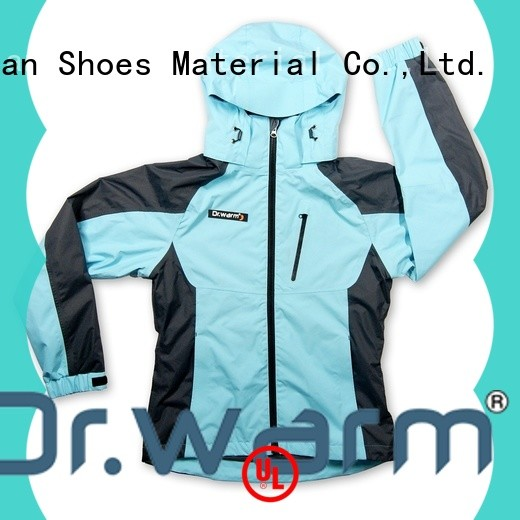 universal best heated jacket with arch support design for outdoor