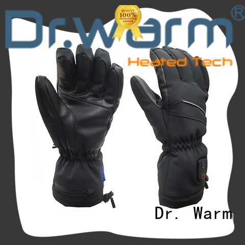 Dr. Warm suitable rechargeable heated gloves for home