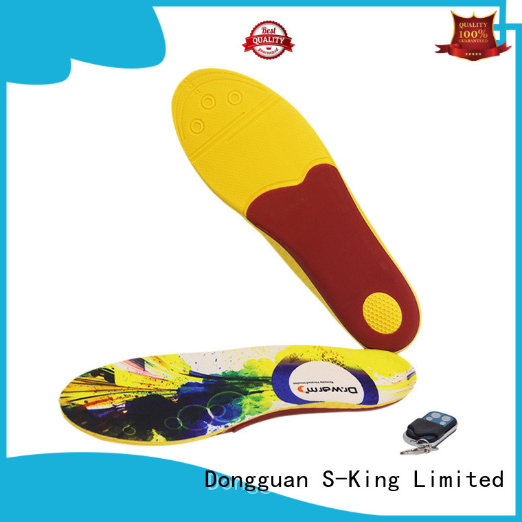 Dr. Warm rechargeable heated sole usb for winter