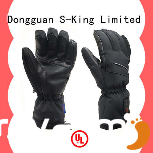 sensitive electric hand warmer gloves riding for indoor use