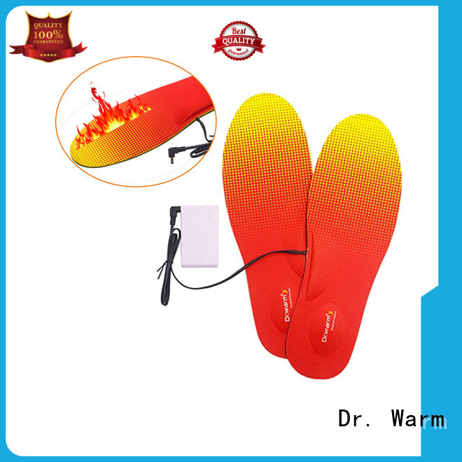 control electric insoles foot warmers hunting with cotton for winter