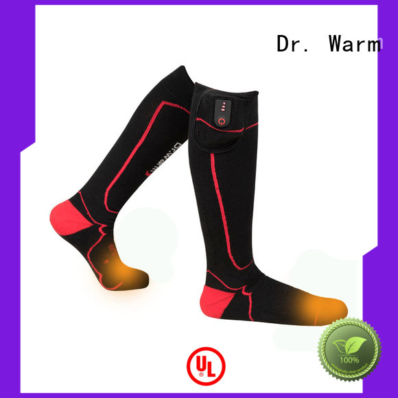heated battery operated heated socks winter keep you warm all day for indoor use