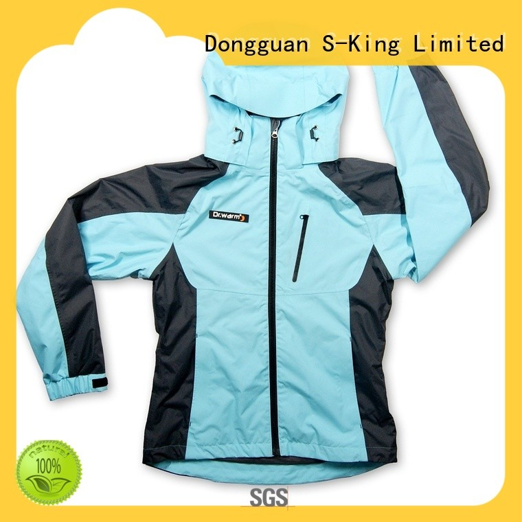 Dr. Warm jackets battery operated heated jacket with heel cushion design for home