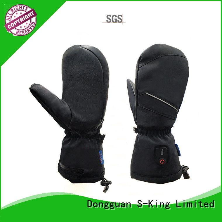 Dr. Warm high quality battery operated gloves for ice house