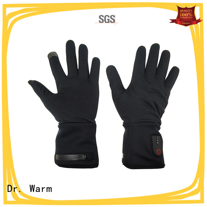 sensitive battery heated gloves heating for winter