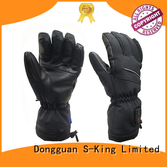 Dr. Warm sensitive electric hand warmer gloves improves blood circulation for indoor use