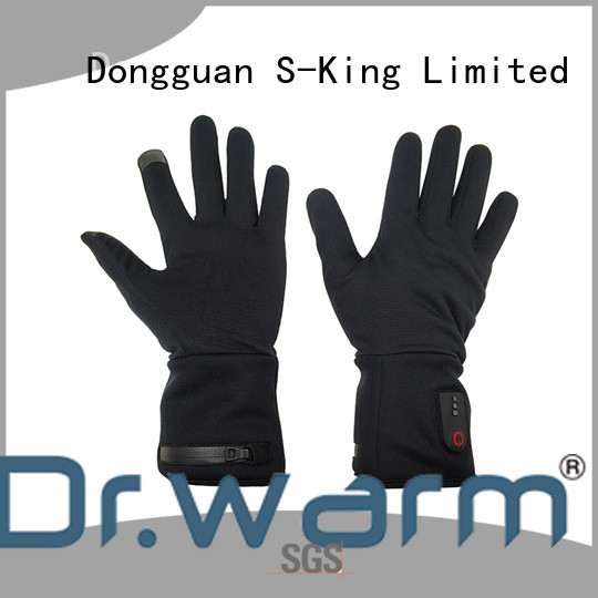 Dr. Warm feel best heated gloves for indoor use