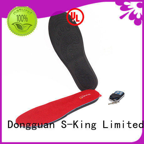 Dr. Warm wire heat insoles for boots with cotton for outdoor