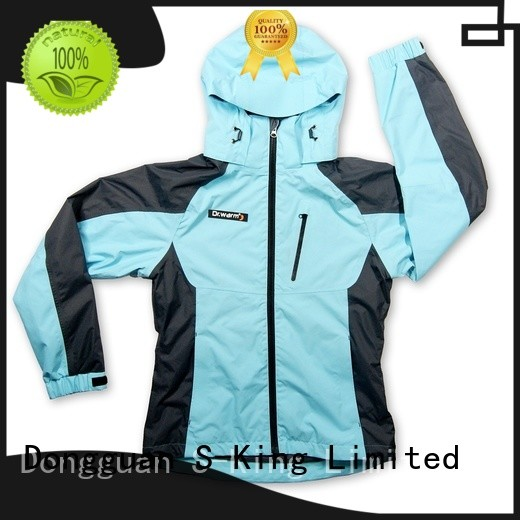 Dr. Warm universal battery powered heated jacket with arch support design for winter