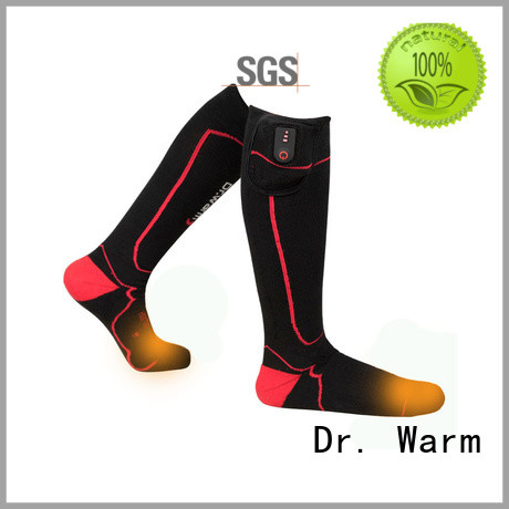 cotton battery operated warming socks soft keep you warm all day for indoor use