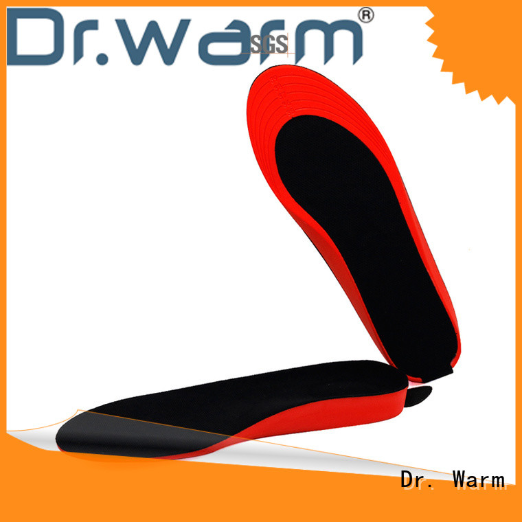 Dr. Warm warmer heat insoles for boots suit your foot shape for indoor use