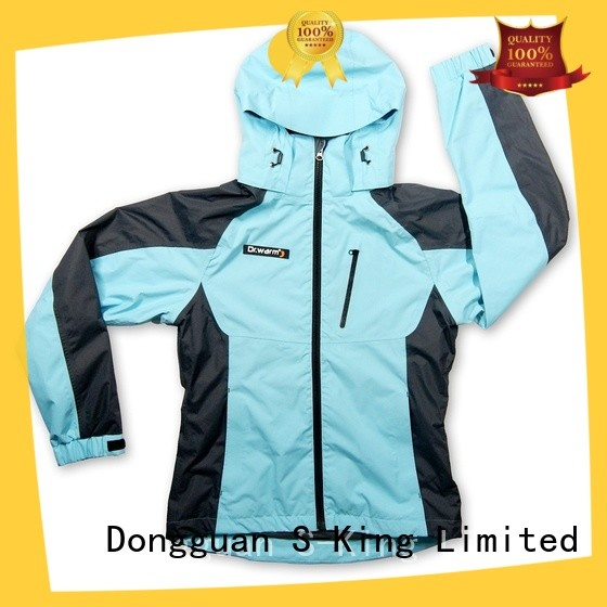 Dr. Warm grid battery operated heated jacket with arch support design for outdoor