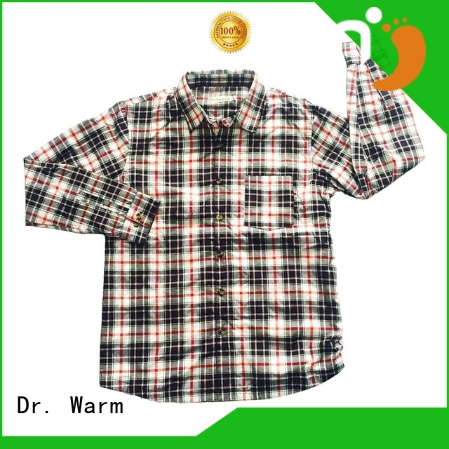 Dr. Warm jackets jacket that heats up with shock absorption for home