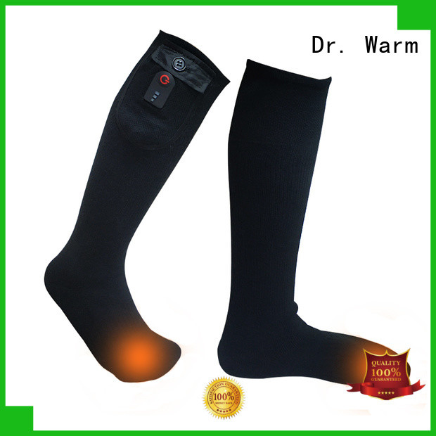 Dr. Warm winter rechargeable electric socks keep you warm all day for home