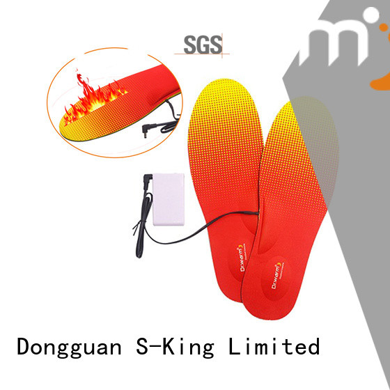 Dr. Warm rechargeable best heated insoles for hunting dr for outdoor