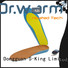 wire heated shoe insoles lasts for 3-7hours for home Dr. Warm