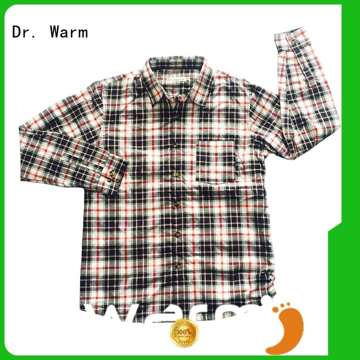 jacket heated winter jacket with heel cushion design for outdoor Dr. Warm