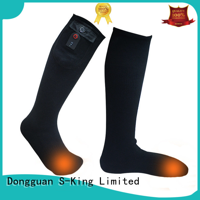 Dr. Warm cotton battery warming socks keep you warm all day for winter