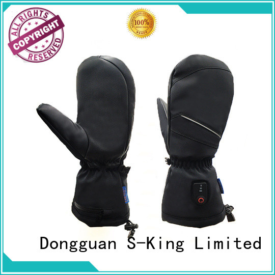 Dr. Warm suitable battery operated gloves for indoor use